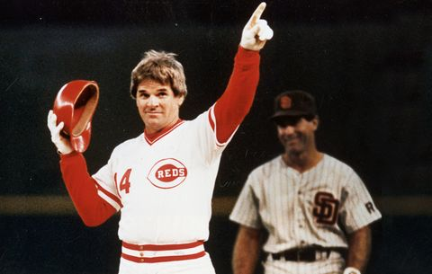 The One Thing Even Pete Rose Won't Bet On Happening This Year