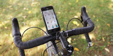 Pokemon Go by bike