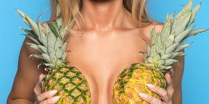 sensitive nipples