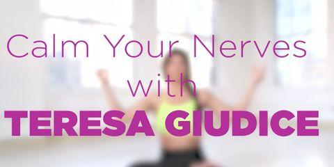 Teresa Giudice Meditation