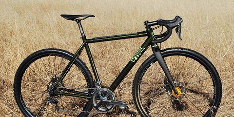 VYNL CX cyclocross racing bike.