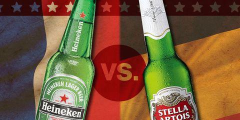 Heineken vs. Stella Artois