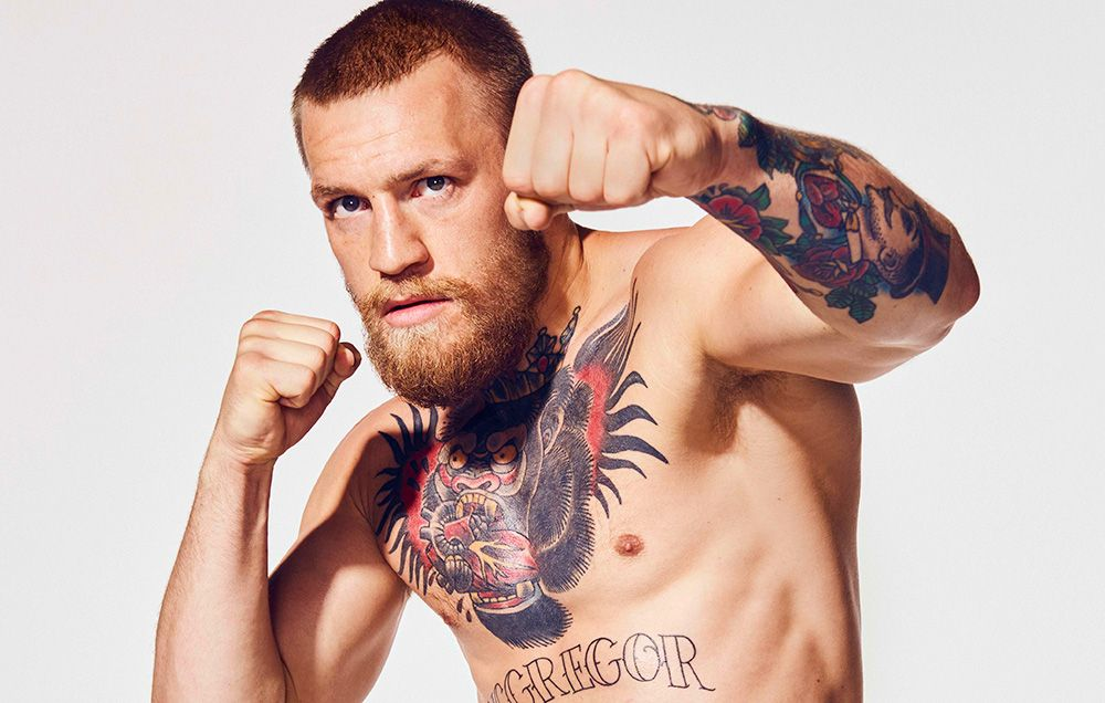 The Unconventional 13-Minute Workout That Helps UFC Fighter Conor McGregor Knock Out Opponents In 13 Seconds