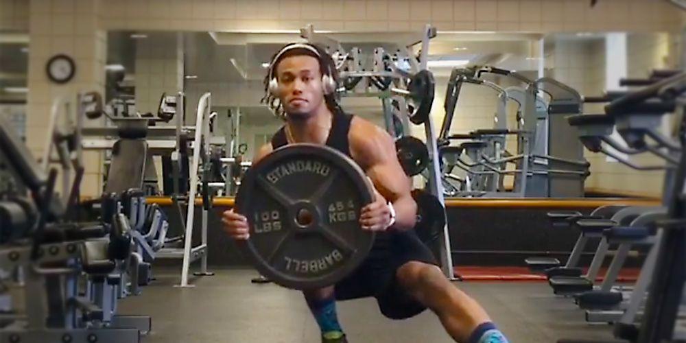 Freak Of Fitness: Devonte Wilson   Men's Health