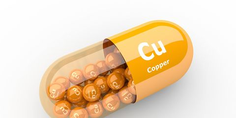 foods with copper