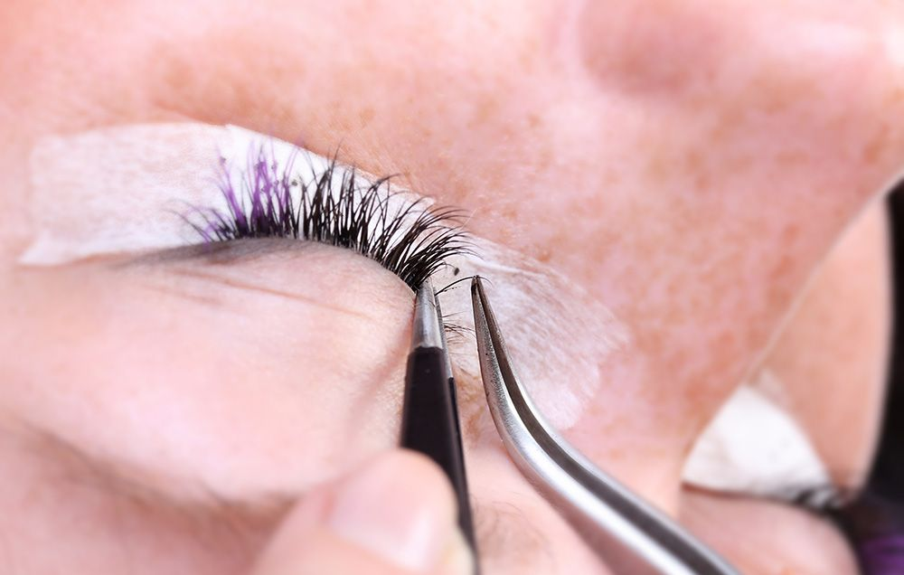 Eyelash Extensions Made My Real Lashes Fall Out Prevention