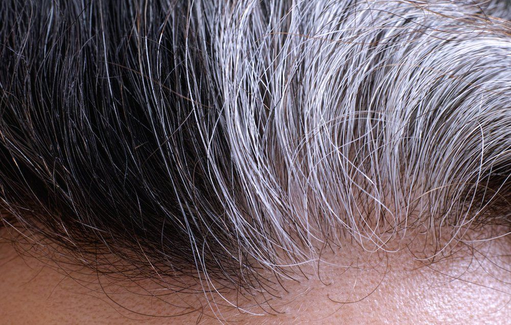 The Best Way To Conceal Gray Roots Based On Your Hair Color Women S Health