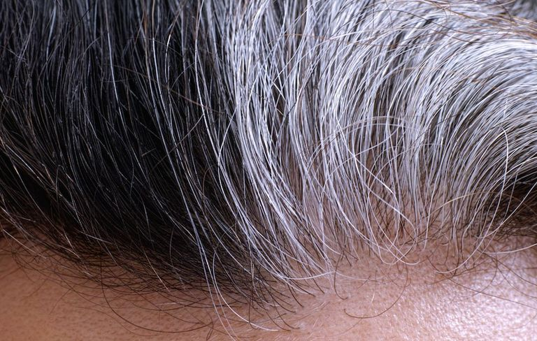 The Best Way To Conceal Gray Roots Based On Your Hair Color