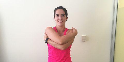 Stretches to ease fibromyalgia pain