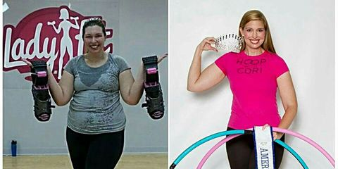 lose weight by hula hooping