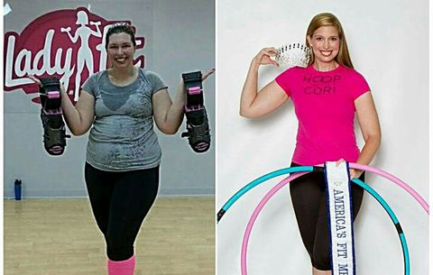 just dance weight loss results