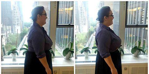 posture improvement Kasandra Brabaw