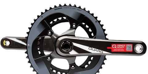 The Prime is ready for a power meter upgrade when you are