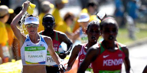 shalane flanagan olympic marathon