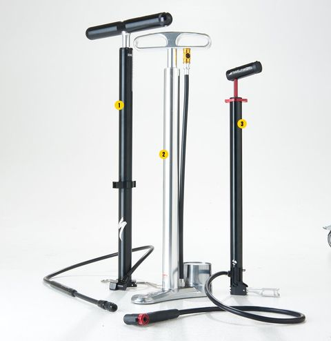 3 Travel Bike Pumps That Pack a Punch