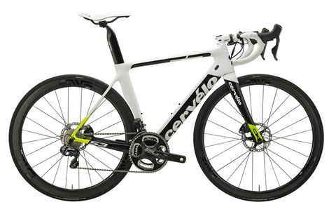 First Look: The Cervelo S3 Disc