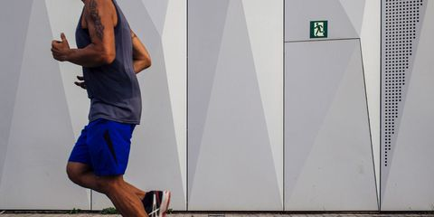 Suffering Setbacks in the MIddle of Marathon Training
