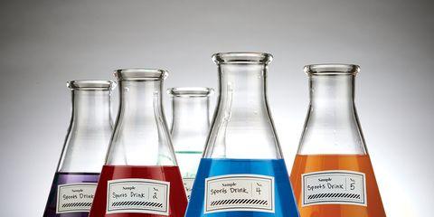 Gel, Bar, or Drink? image 1 beakers