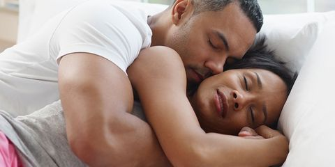 sleep and your relationship