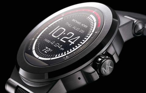 6723622110aa Michael Kors Launches Smart Watch