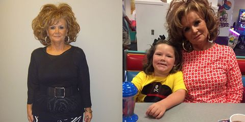 Gayle G. before and after weight loss