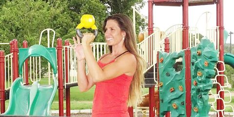 Kettlebell Exercise For Grip Strength