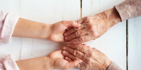 caregiver after stroke