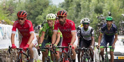Tour de France Rim Brakes