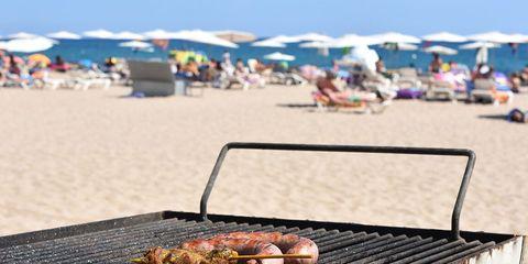 Vacation barbecue