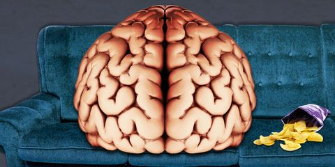 stop exercising brain