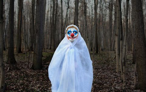 How to Stay Safe On a Run—Especially When a Killer Clown Is Chasing You