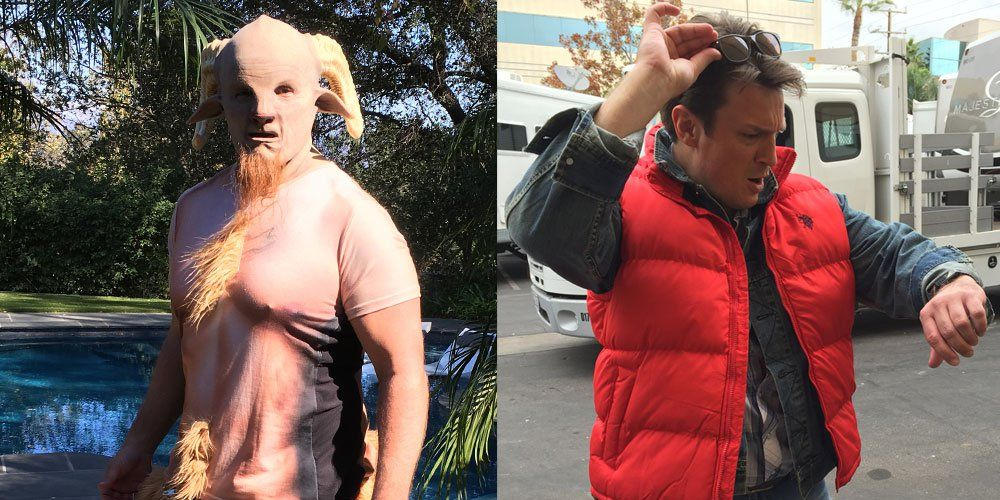 Nathan Fillion Halloween 2020 How to Pull Off Insanely Creative Costumes | Men's Health