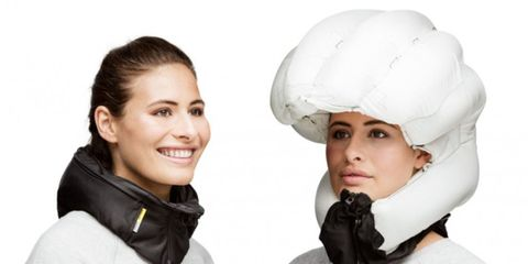 hovding airbag inflatable helmet