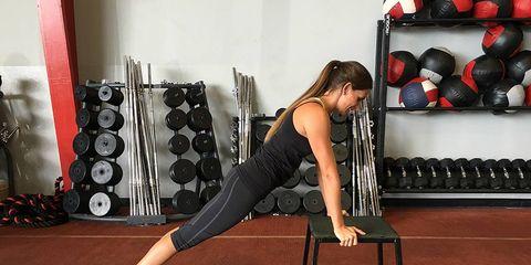 total body toning workout