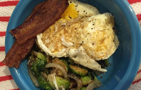 5 Things That Happened When I Ate A Big Breakfast Every Day For A Week