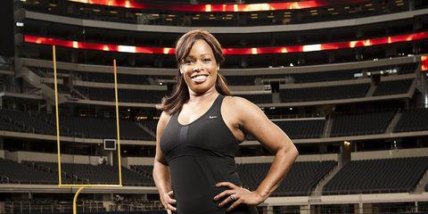 Pam Oliver NFL