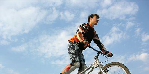 Cycling skills training.