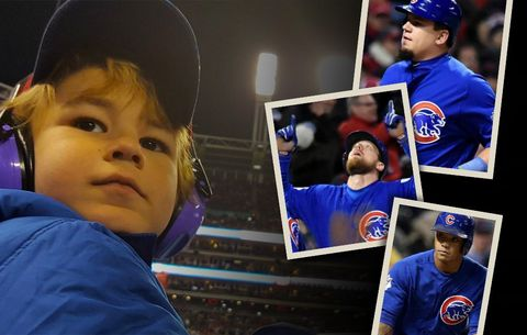 How This 5-Year-Old Cubs Fan Responded When He Got Heckled At the World Series Will Amaze You