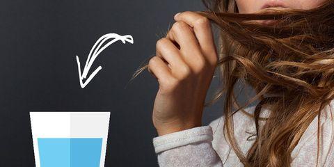 healthy hair test