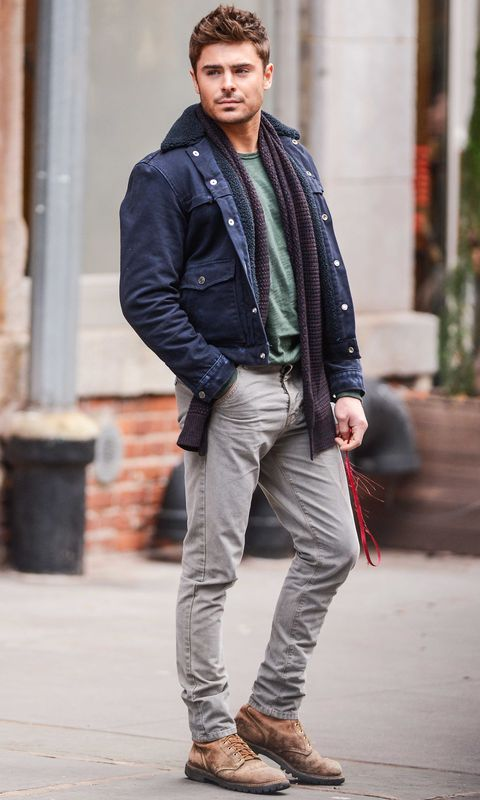 What To Wear With Your Denim Jacket Men S Health