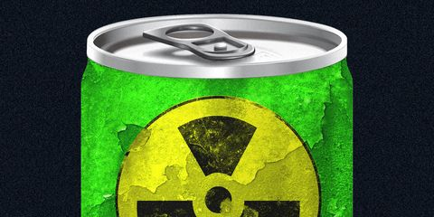 Energy drinks and liver