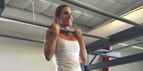 How to master a pull-up