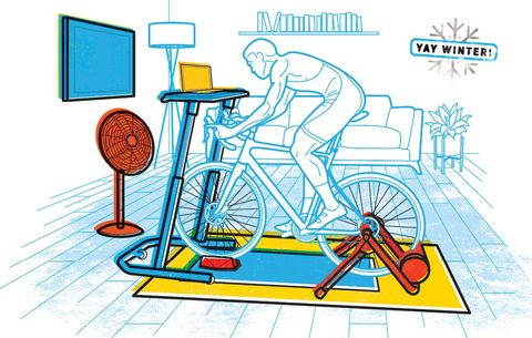 How to Set Up Your Own Indoor Cycling Studio