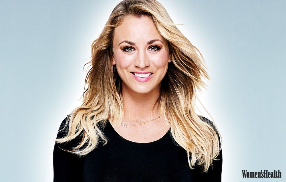 This Is Exactly How Kaley Cuoco Eats And Works Out To Keep Her Abs