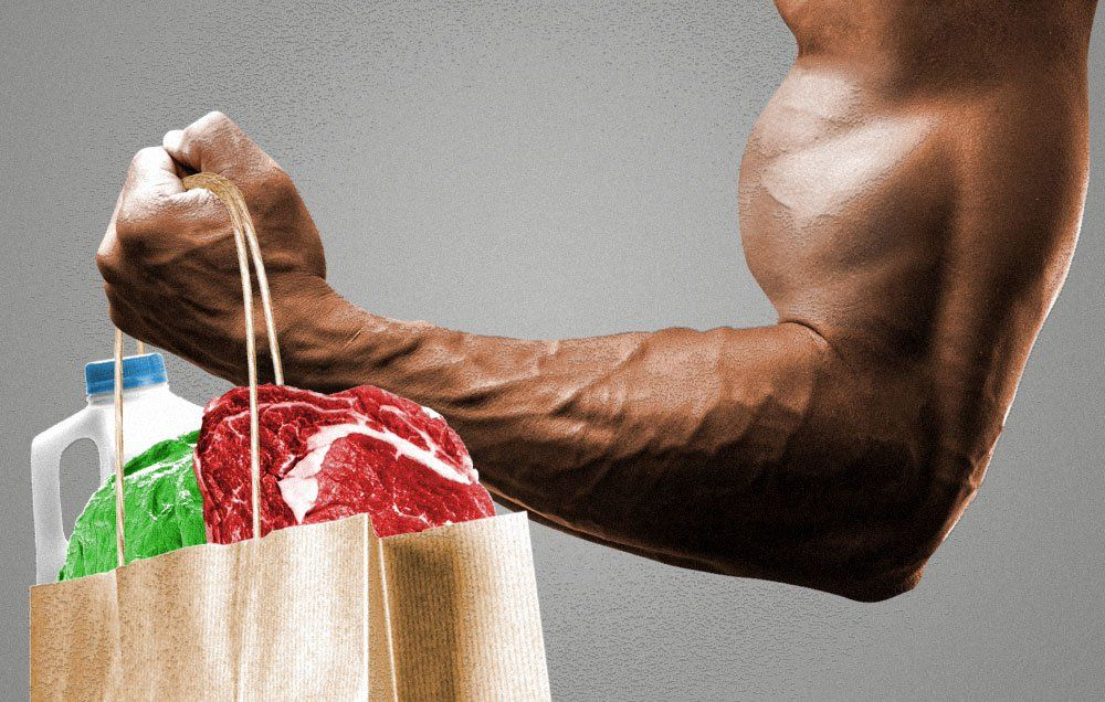 Why Lifting Heavy and Eating More Is the Best Way to Lose Fat | Men's Health