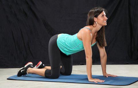 5 Ways To Gently Begin Strengthening Your Core