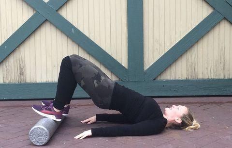 4 Ways To Firm Your Butt Using A Foam Roller