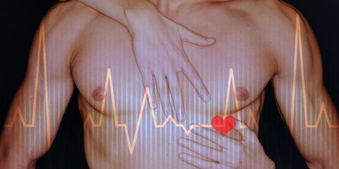 Sex after heart attack