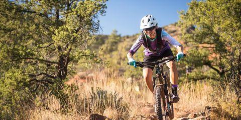liv pique hail test bike