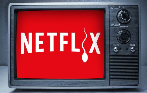Study: Your Netflix Binges Are Lowering Your Sperm Count